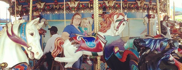 Carousel Park is one of Not-so-Usual Things to Do.