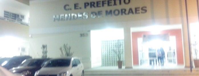 Colégio  Estadual Mendes de Moraes is one of #Rio2013 | Catequese [Portuguese].