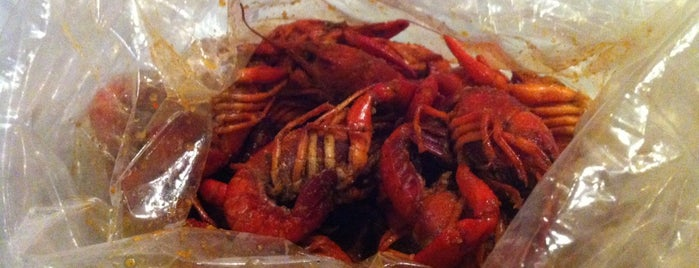 Hot N Juicy Crawfish is one of Vegas to do.