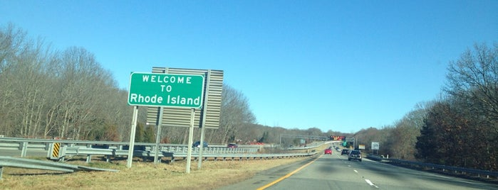 Rhode Island State Line is one of * Spots *.