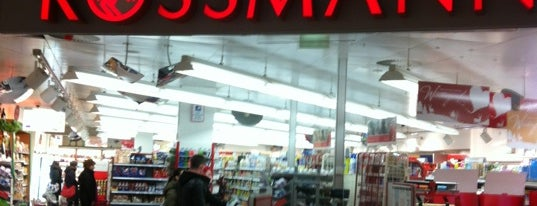 Rossmann is one of All-time favorites in Germany.