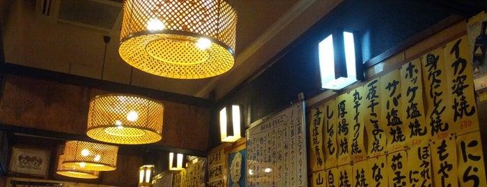天風酒蔵 やまがた 渋谷駅前店 is one of バー.