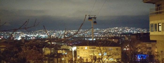 TRT Seyir Teleferik İstasyonu (T1) is one of Ankara'daki Teleferik İstasyonları.