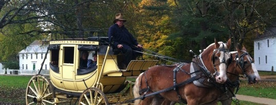 Old Sturbridge Village is one of 75 Geeky Places to Take Your Kids.