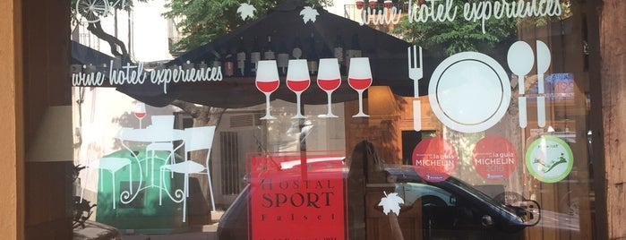 Hostal Sport is one of Restaurants.