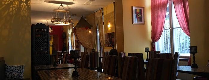 Kasbah is one of Berlin food.