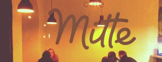 Mitte is one of My Piter: Food.