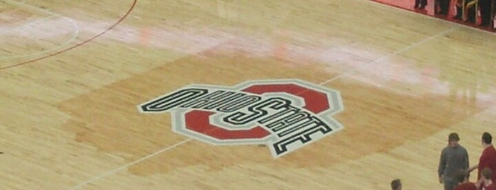 Value City Arena - Jerome Schottenstein Center is one of Events To Visit....
