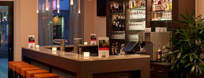 InterCityHotel Hannover is one of Hotels.