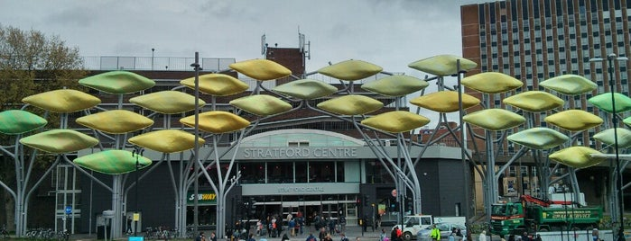 Stratford Centre is one of Guide To London's Best Spot's.