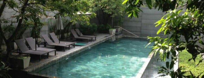 LUXX XL Hotel is one of Bangkok.