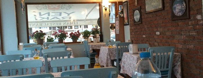 Liman Restaurant is one of trilye mekanları.