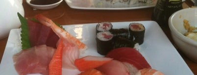Sushi Itto is one of Let's Eat!.