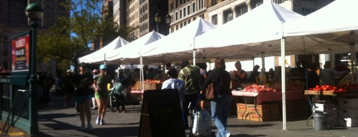 Borough Hall Greenmarket is one of Guide to Brooklyn's best spots.