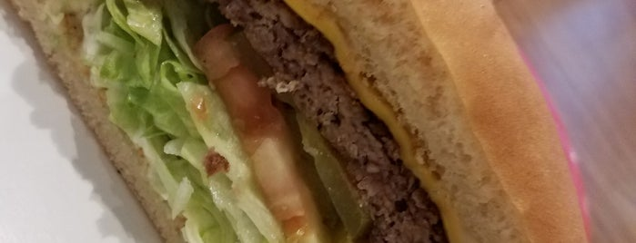 Olive Burger is one of Halal Restaurants.