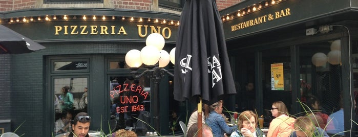 Uno Pizzeria & Grill - Chicago is one of Chicago.