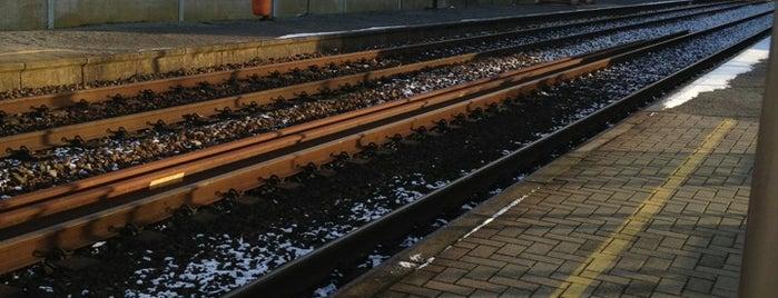 Station Gavere-Asper is one of Bijna alle treinstations in Vlaanderen.