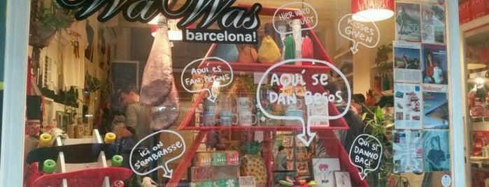 Wawas is one of barcelona.