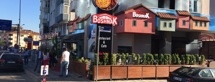 Boshnak Közde Börek & Caffeterria is one of تركيا.
