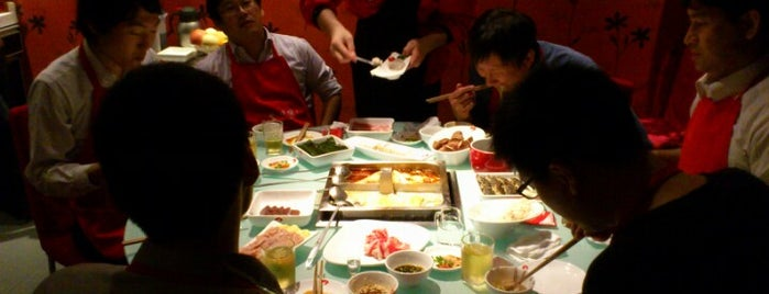 Hai Di Lao is one of Foodie Love in Shanghai.