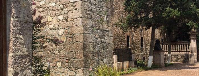 Casa Natal de Morelos is one of Morelia.