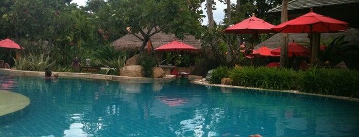 Rocky Resort is one of Ko Samui Paradise = Peter's Fav's.
