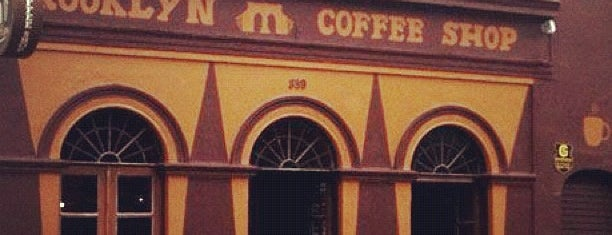 Brooklyn Coffee Shop is one of Curitiba.