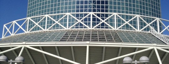 Los Angeles Convention Center is one of Favorite places.