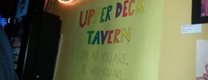 Upper Deck Tavern is one of Charleston, SC.