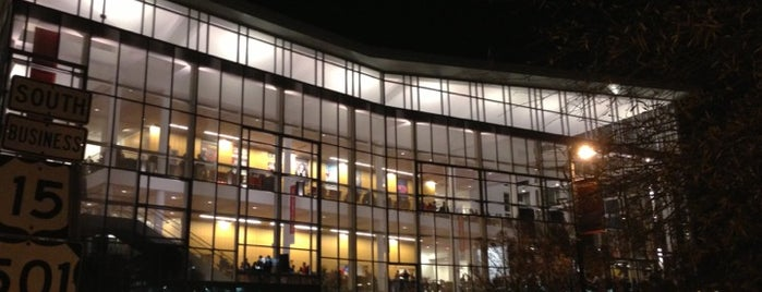 Durham Performing Arts Center (DPAC) is one of The Nederlander Network.