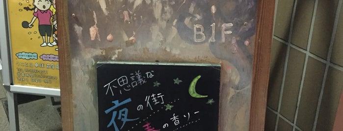 ライブハウス Barbara (代々木バーバラ) is one of ライブハウス.