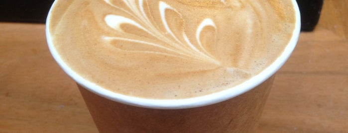 Blue Bottle Coffee is one of Coffee spots for the coffee snob.