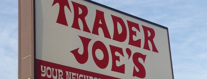 Trader Joe's is one of Duncan.