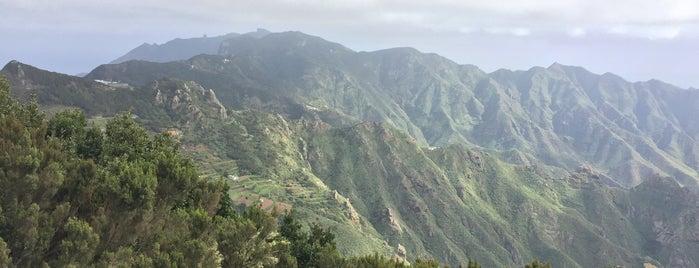 Taganana is one of Turismo por Tenerife.