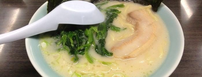 横浜家系ラーメン 壱蔵家 is one of ラーメン(東京都内周辺).