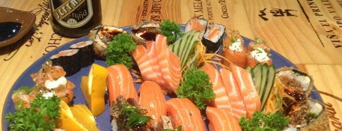Haru Sushi Bar is one of Guia Rio Sushi by Hamond.