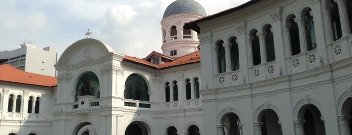 Singapore Art Museum is one of To-Do in Singapore.