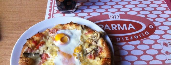 Pizzeria Parma is one of Restavracije.