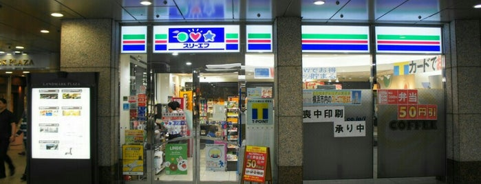 Three-F is one of コンビニ (Convenience Store).