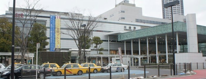 Kawasaki Station is one of 首都圏のJR駅.