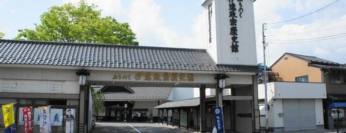 みちのく伊達政宗歴史館 is one of Jpn_Museums2.