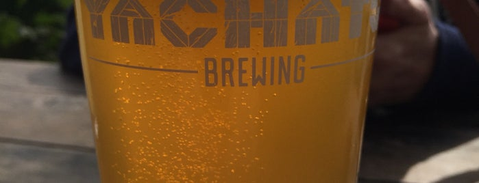 Yachats Brewing + Farmstore is one of Yachats.