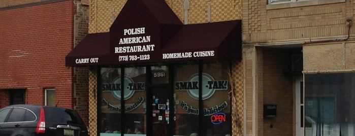 Smak-Tak is one of Chicago.