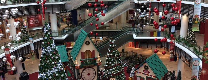 Paradigm Mall is one of Done.