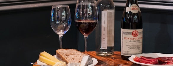 Compagnie des Vins Surnaturels is one of London Wine Bars.