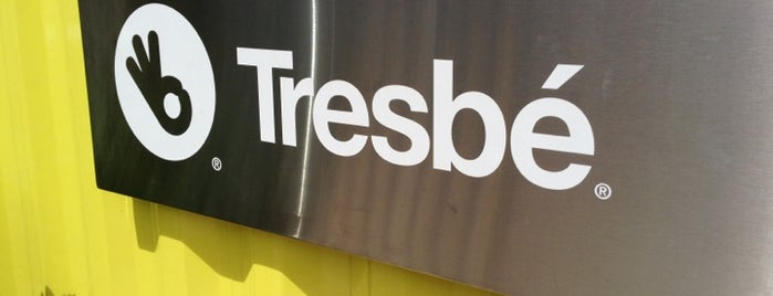 Tresbé is one of PR.