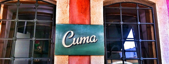 Cuma is one of went.
