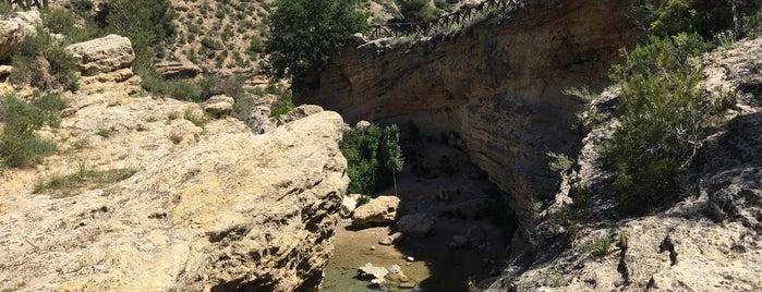 Salto del Usero is one of Murcia.