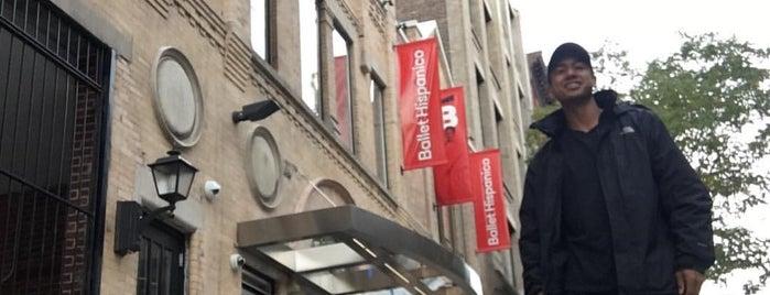Ballet Hispanico is one of New York.