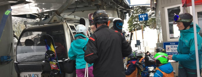 Blackcomb Base 2 - Day Lots 6 And 7 is one of Skigebiete.